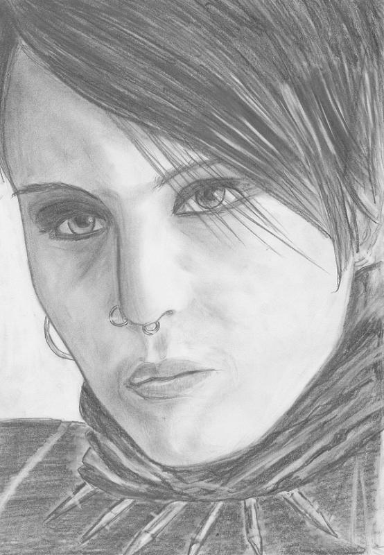 Noomi Rapace by Gech